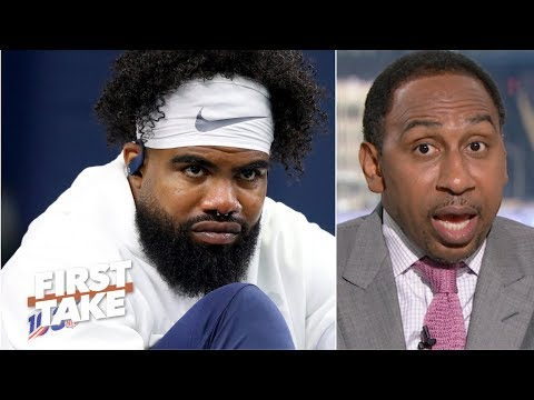 Video: Stephen A. puts the Cowboys on upset alert vs. the Redskins | First Take
