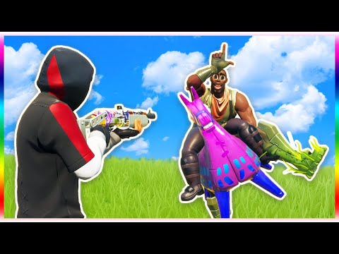 7 Year Old DESTROYS Me in Fortnite!!