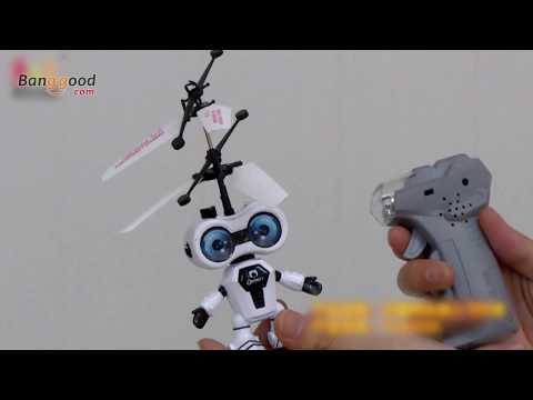 fly robot swat