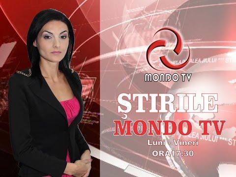 STIRILE MONDO TV 30 03 2015 (видео)