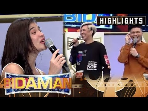 Vice Ganda Notices Something With Anne's Way Of Singing | It's Showtime Bidaman