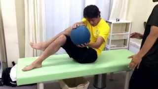 くびれたウエスト!締まった体幹を手に入れろ!腹斜筋のトレーニング