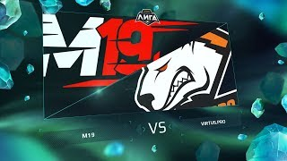 M19 vs VP - Неделя 4 День 1 Игра 6 / LCL