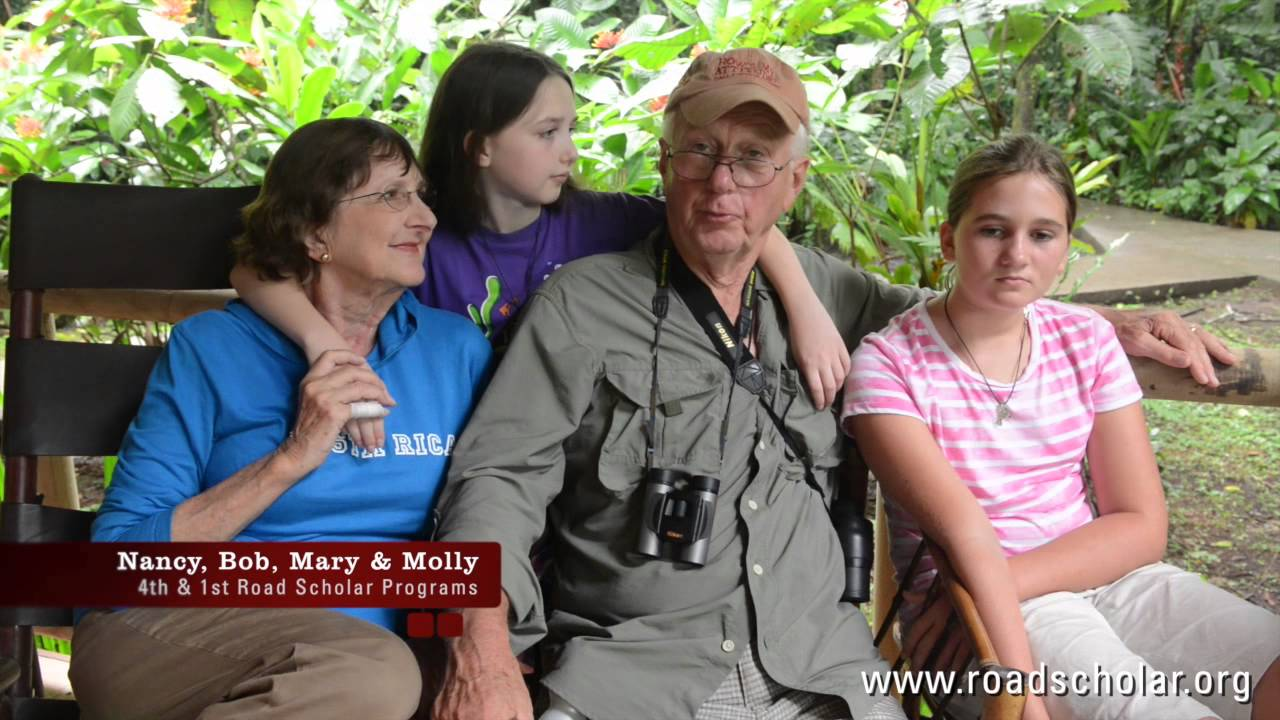 Tropical Paradise: An Outdoor Adventure for Grandparents & Grandkids