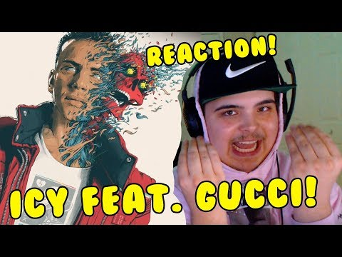 Logic - Icy (feat. Gucci Mane) Reaction