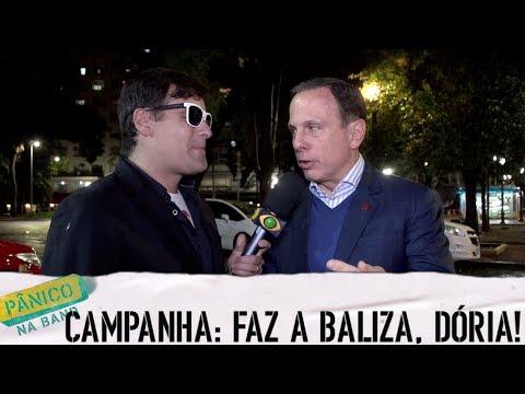 Pânico na Band - CAMPANHA: FAZ A BALIZA, DÓRIA! - E01