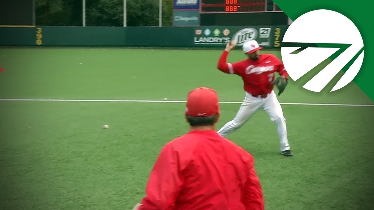 Move Forward on the Baseball – Training Drills with Todd Whitting
