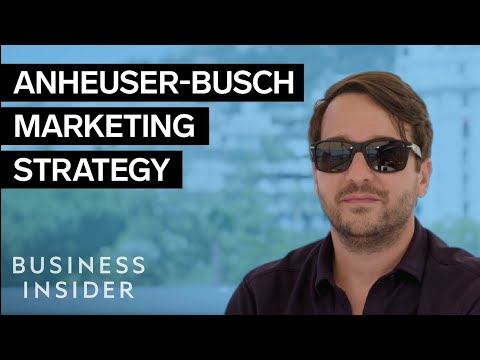 Insights From The CMO Of The Biggest Beer Company In The World