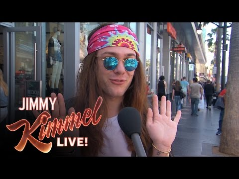 Jimmy Kimmel Live Have You Ever Punched Someone in the