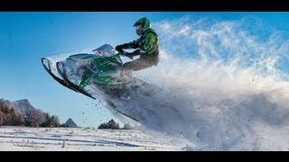 8. 2013 Arctic Cat F1100 Turbo