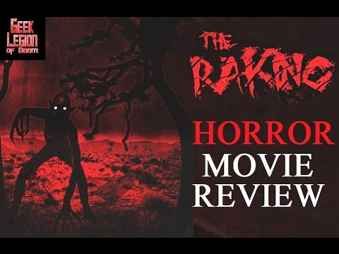 THE RAKING ( 2017 Bryan Brewer ) Creature Feature Horror Movie Review