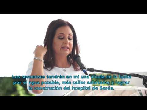 VER VIDEO - Ilana Tocaremos las puertas de Danilo Medina