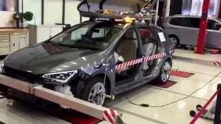 Martorell Spain  city pictures gallery : Dentro de la Fabrica de coches SEAT en Martorell