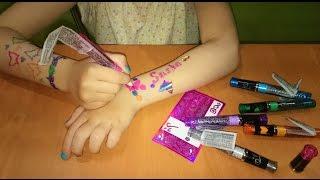 Как сделать самому себе татуировку в домашних 155