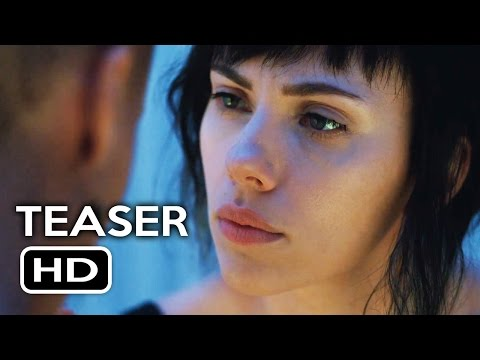 Ghost in the Shell Official Teaser Trailer #1 (2017) Scarlett Johansson Action Movie HD