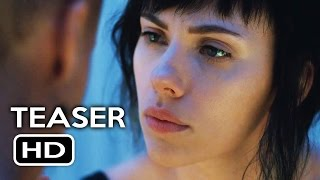 Ghost in the Shell Official Teaser Trailer #1 (2017) Scarlett Johansson Action Movie HD by Zero Media