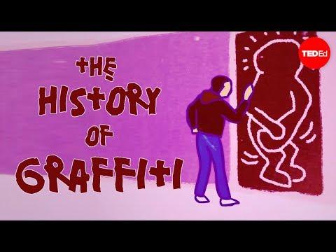 Is graffiti art? Or vandalism? - Kelly Wall