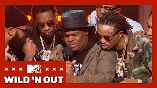'Snap of My Sack' ft. Migos | Wild 'N Out: Greatest Hits | MTV