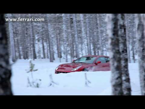 Video: Markku Alen Testing the Ferrari FF