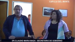 DOS PERSONAS TRASLADADAS AL HOSPITAL: GRAVE ACCIDENTE EN LA RUTA 38 CERCA DE CAPILLA DEL MONTE