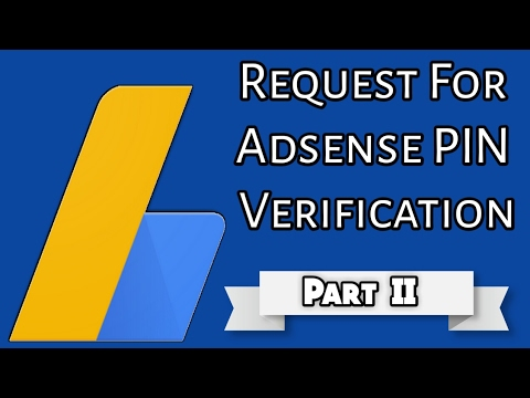 ([Nepali] : Adsense PIN Verification Request Part II - Duration: 5 minutes, 41 seconds.)