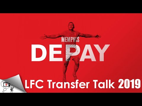 PAPER FANS BEGGING MEMPHIS DEPAY TO SIGN FOR LIVERPOOL | LFC Transfer Talk Summer 2019