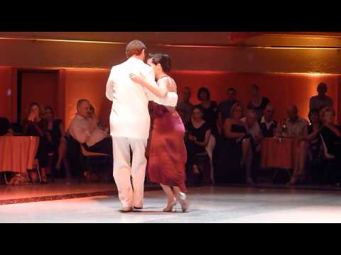 Thierry & Denise Argentine Tango