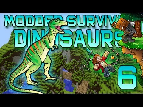 minecraft survival - Play Minecraft on my Server - IP: thenexusmc.net Hey Doods! ♢♢♢ http://bit.ly/SubscribeToMyFridge ♢♢♢ Much Luv :) The sixth episode of my Modded Dinosaur Isl...