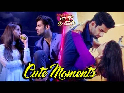 Shravan & Suman Cute Moments | Ek Duje Ke Vaaste