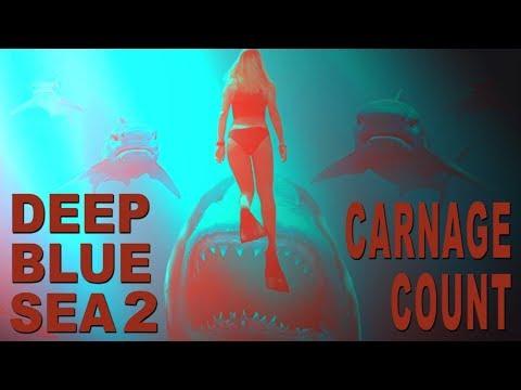 Deep Blue Sea 2 (2018) Carnage Count