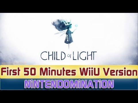 child of light wii u gamepad
