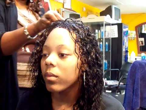Crochet Braids Old School : tree braids how to crochet braiding protective style crochet braids