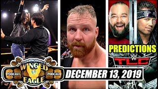 NXT and AEW Dynamite TIE Viewership Numbers | WWE TLC Predictions