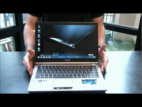 ASUS U46Sv Notebook Hands-on Review