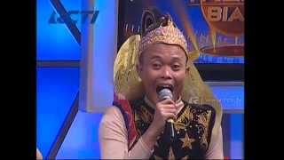 """Sule Bikin Lagu Buat """"Dede Putus Cinta"""" - Bukan Talent Biasa 02 Juni 2014"""