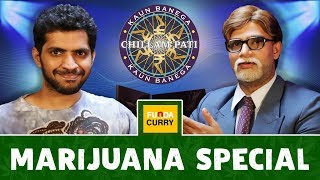 Video Funda Curry | Kaun Banega Chillampati - Marijuana Special MP3, 3GP, MP4, WEBM, AVI, FLV April 2018