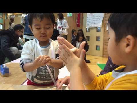 201612鯖江市吉江保育園もちつき大会