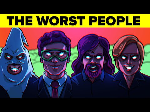 The Real Worst People in America