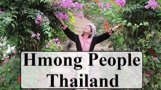 Part 2 Thailand  (Hmong People, Doi Suthep-pui Tempel) Chiang Mai