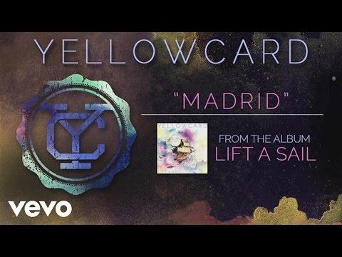 Tekst piosenki Yellowcard - Madrid po polsku