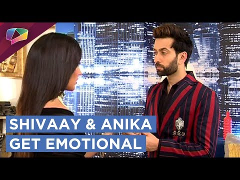Shivaay And Anika Have A Emotional Breakdown | Ish