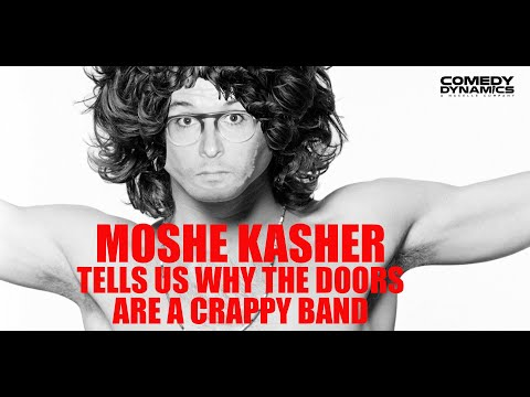 Moshe Kasher - Jim Morrison (Stand up Comedy)