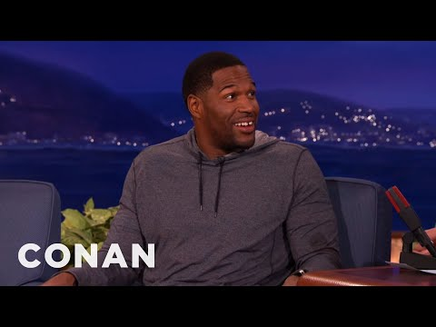 Michael Strahan's Humiliating Animal Scare