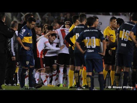 Copa Bridgestone Libertadores: Superclásico de vuelta
