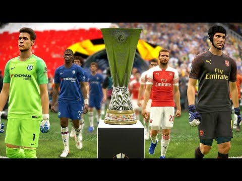 Arsenal Vs Chelsea - EUROPA LEAGUE FINAL 2019 Prediction