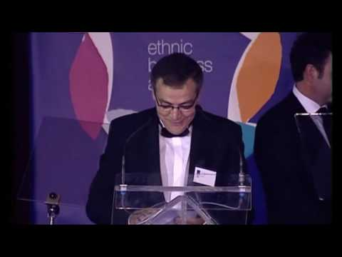 2005 Ethnic Business Awards Winner – Initiative Award  – Mehmet Karamemis- NuDoor