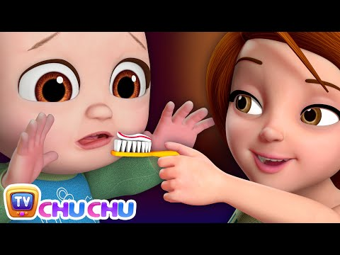 *New* No No Yes Yes Go to School Song - ChuChu TV Baby Nursery Rhymes & Kids Songs