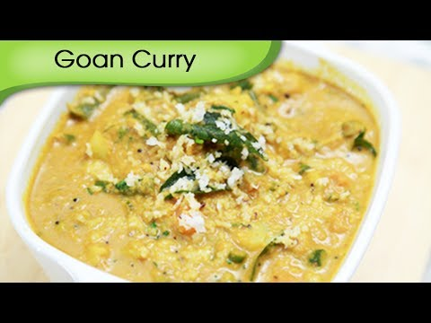 Goan Curry – Vegetarian Recipe by Ruchi Bharani [HD]