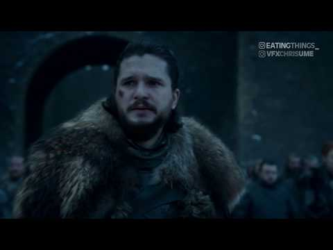 Jon Snow Apologizes For  Game of Thrones  Season
