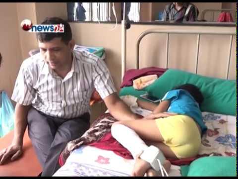 काठमाडौ मेडिकल कलेजद्वारा एक बालकको उपचारमा गम्भीर लापरवाही - HEALTH NEWS